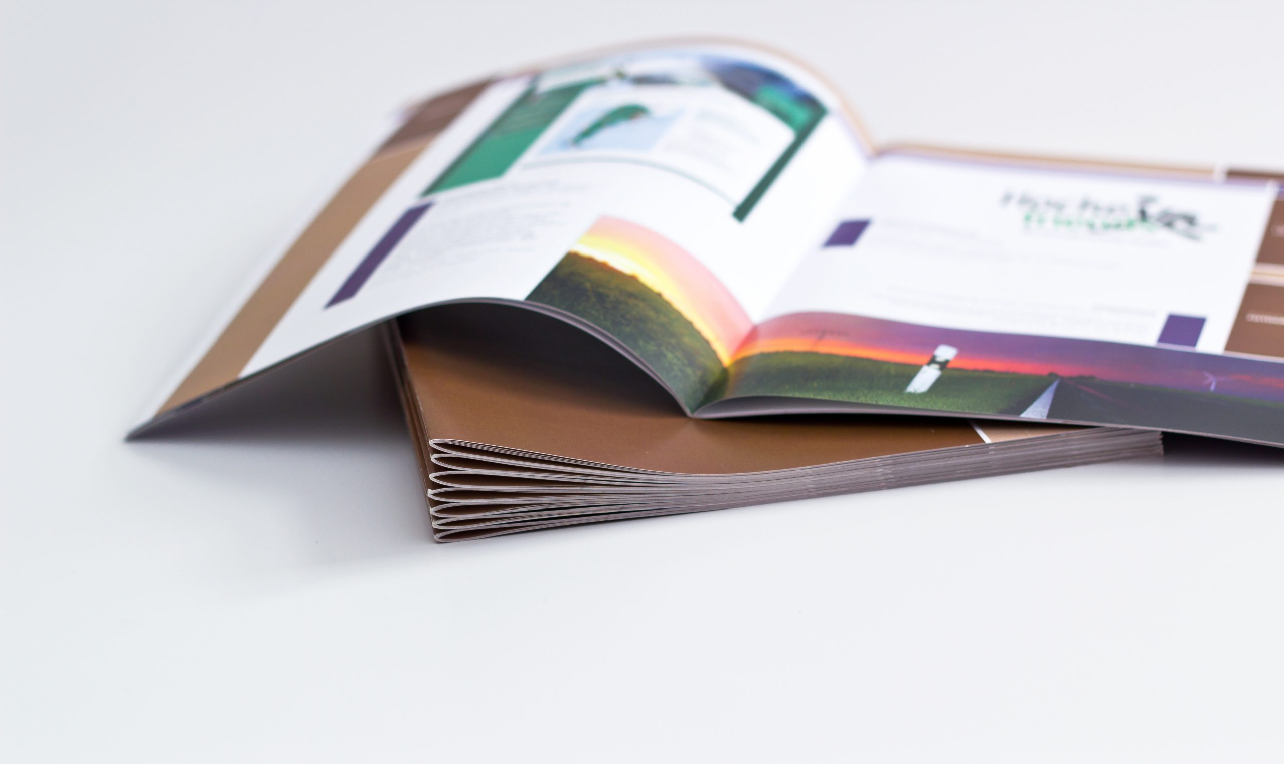 Printed,Brochures,With,Saddle,Stitching,From,The,Printing,House